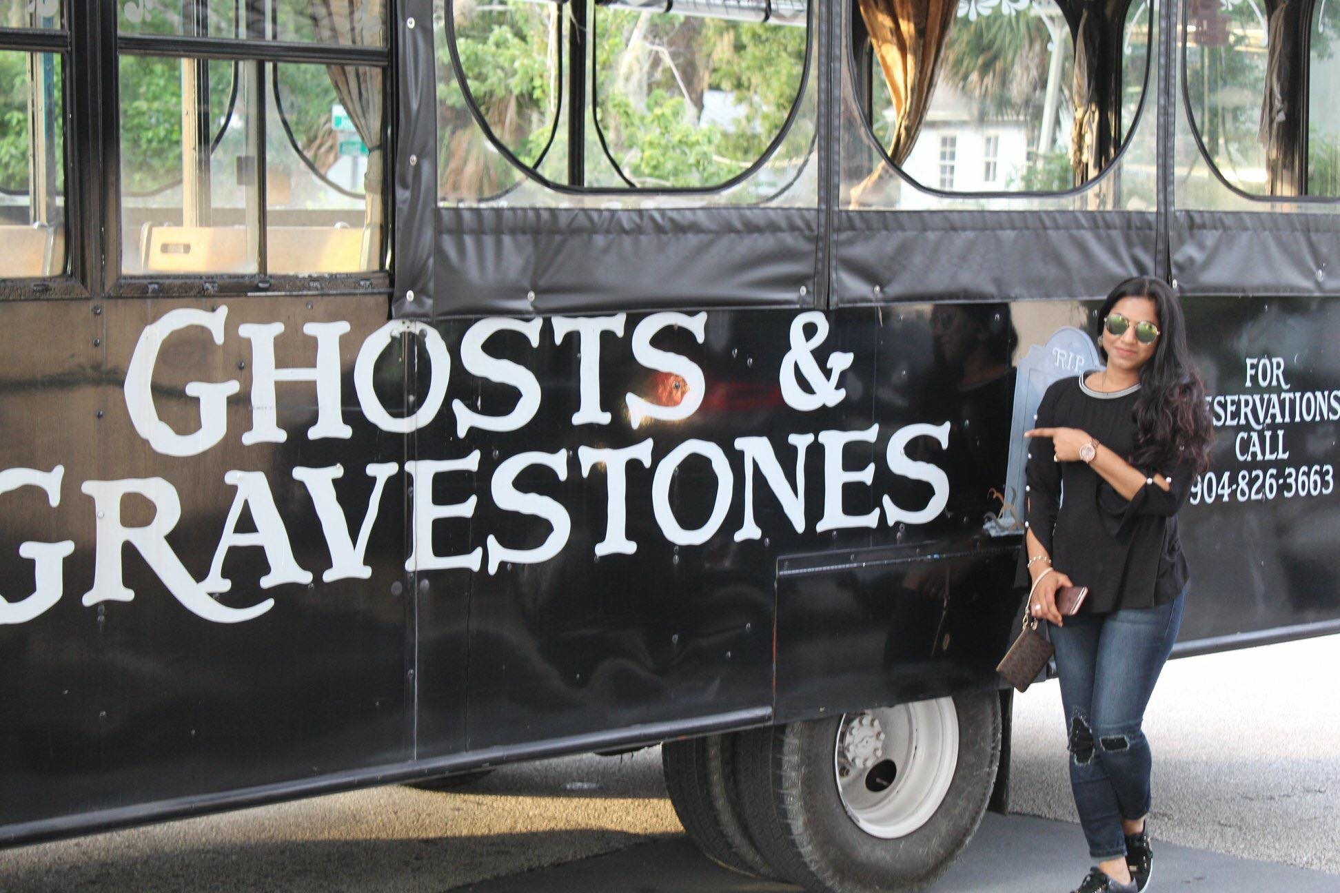 HOW TO : Meet the Ghosts of St Augustine