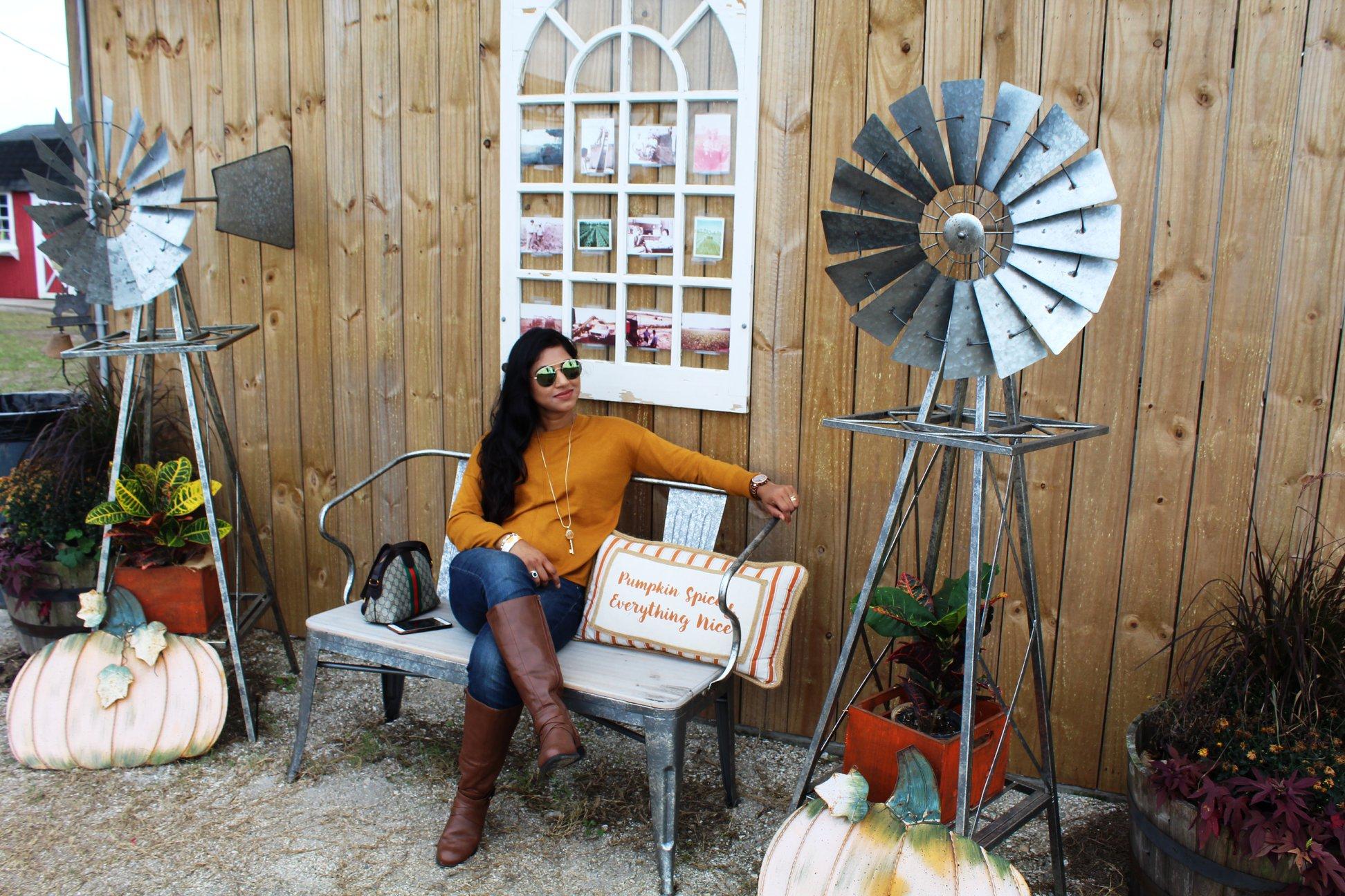 Sykes Family Farms – a brief visit